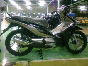 Honda Revo AT Matic