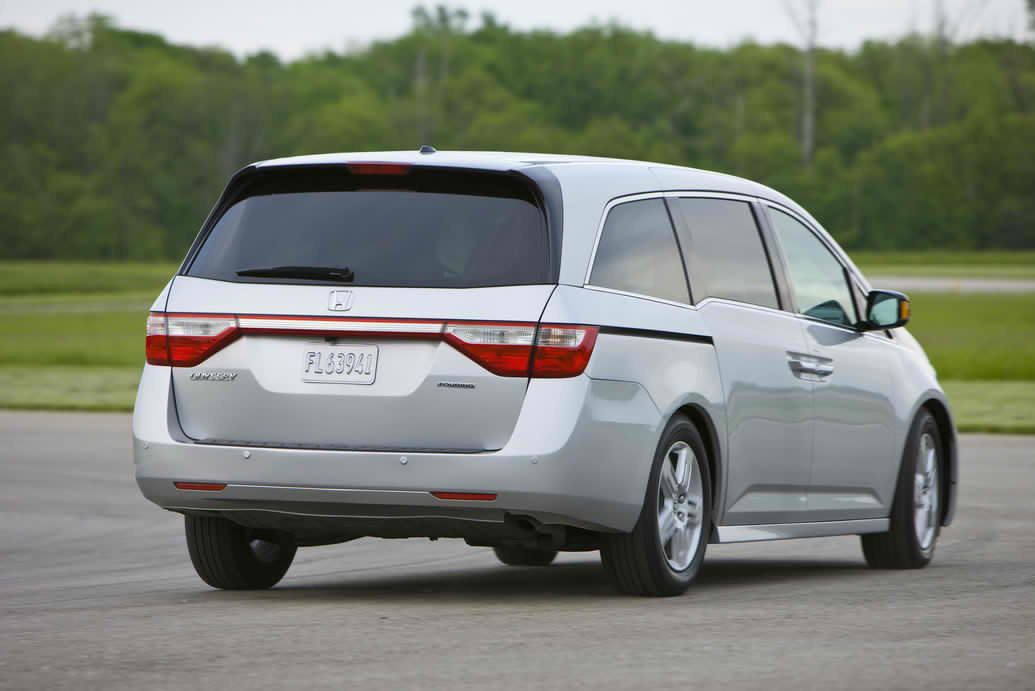 2011 honda odyssey minivan review new car used car. Black Bedroom Furniture Sets. Home Design Ideas