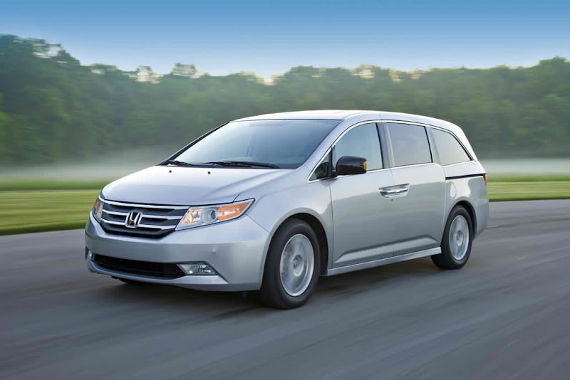 2011 Honda Odyssey Minivan