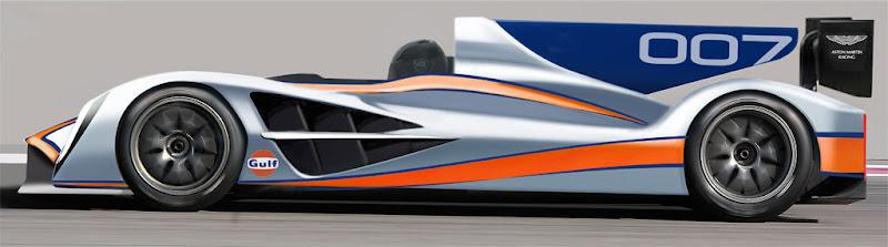 2011 Aston Martin Le Mans Race