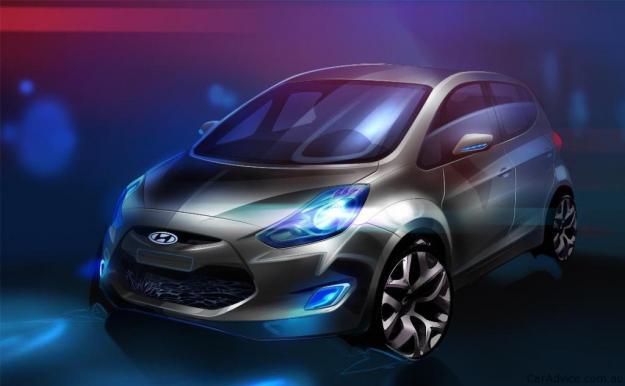 2010 Hyundai ix20