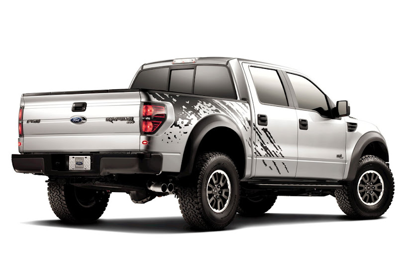 2011 Ford F150 SVT Raptor Spy Photos