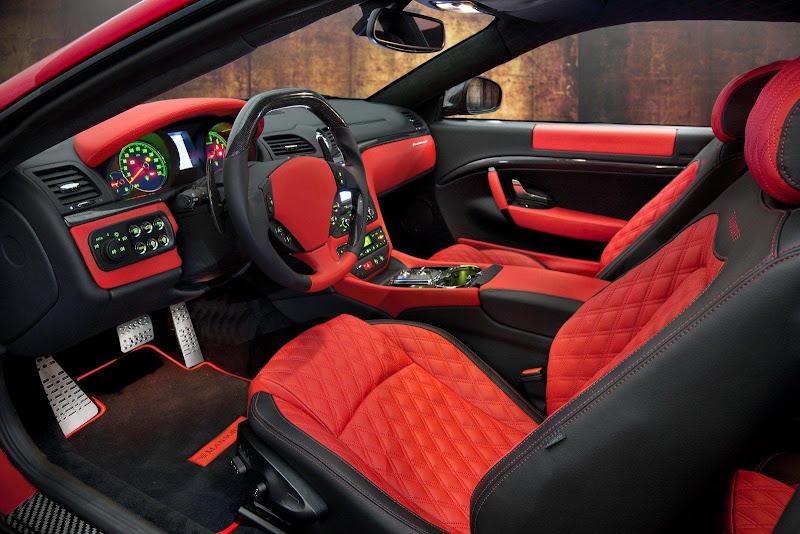 2010 Maserati GranTurismo S Mansory Concept