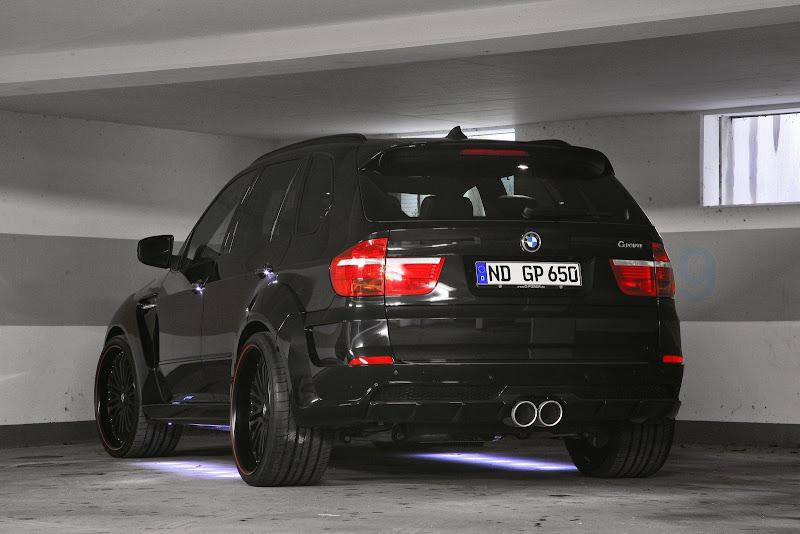 2010 BMW X5 M TYPHOON by G-POWER