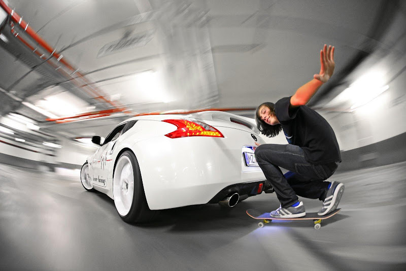 2010 Nissan 370Z Surfer by SENNER TUNING