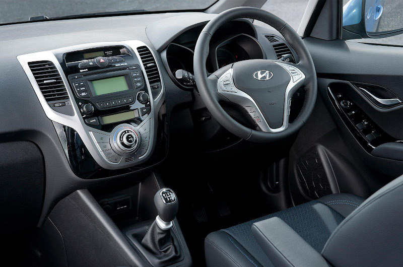 2011 Hyundai ix20 Interior
