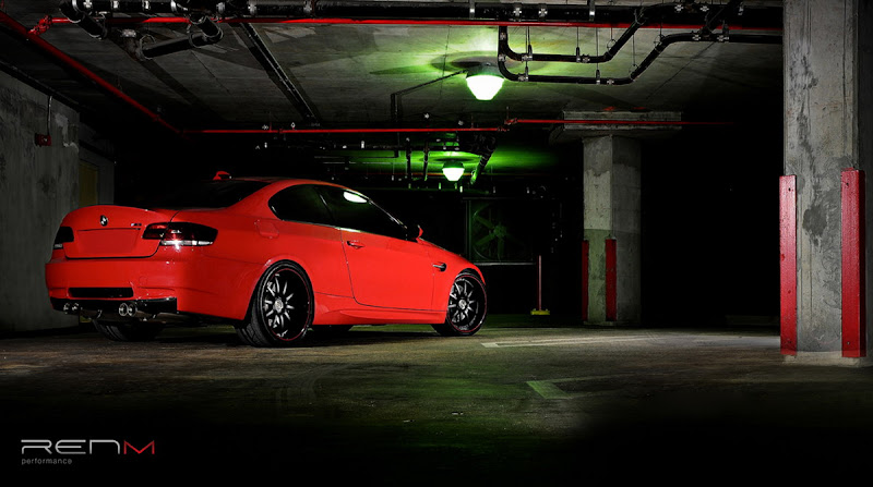 2010 BMW E92 M3 Agitator By RENM