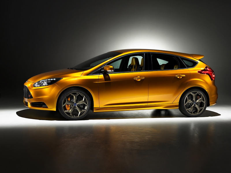 2012 New Ford Focus ST