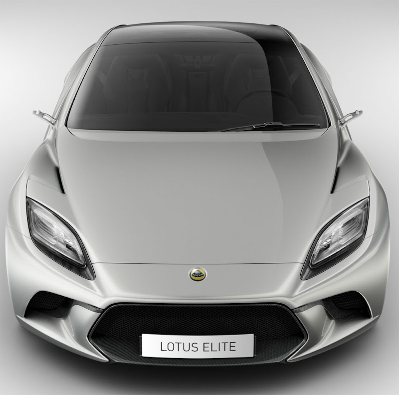 2010 New Lotus Elite