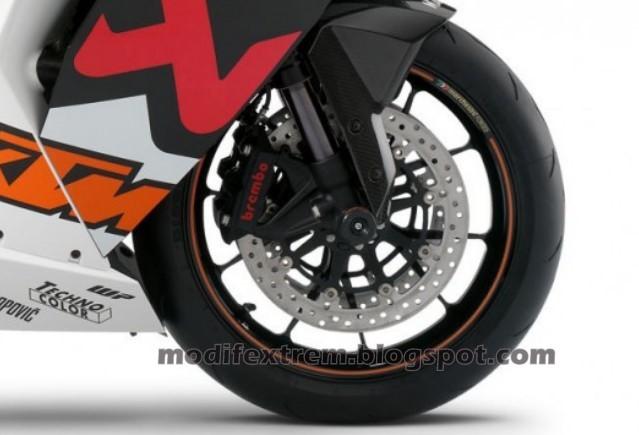 2010 KTM 1190 RC8 R Edition