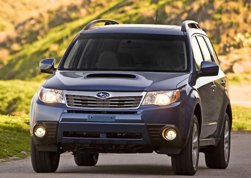 2011 Subaru Forester Review