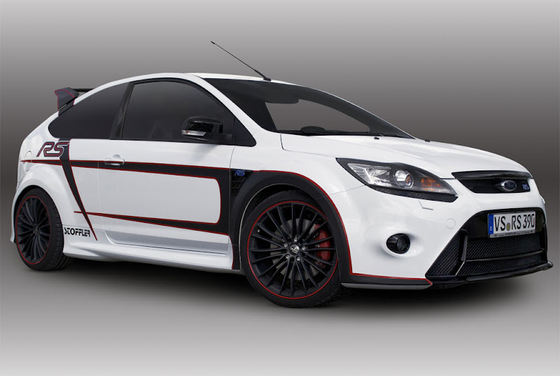 2010 Ford Focus RS by Stoffler Concept