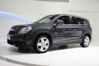 2011 Chevrolet Orlando MPV