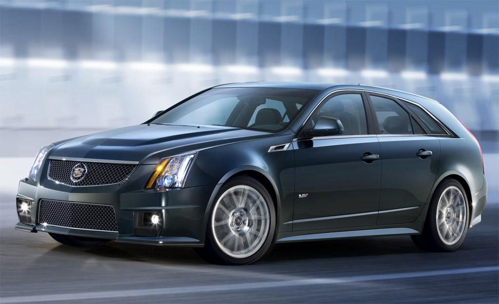 2011 cadillac cts v wagon price details new car used car. Black Bedroom Furniture Sets. Home Design Ideas