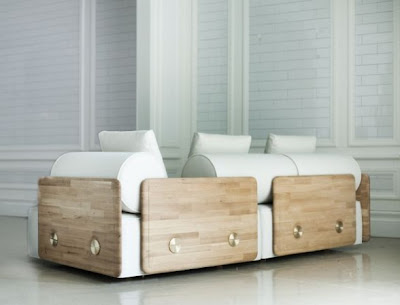 The Deco Sofa Design by Autoban