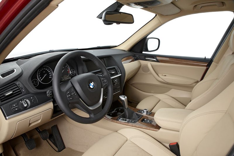 2011 New BMW X3 Details, Price, Picture