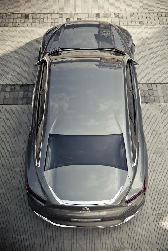 2010 Citroen Concept by Metropolis