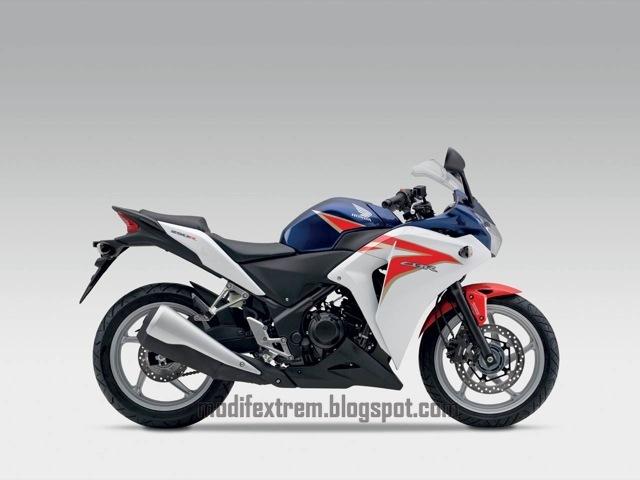 New Honda CBR 250 R