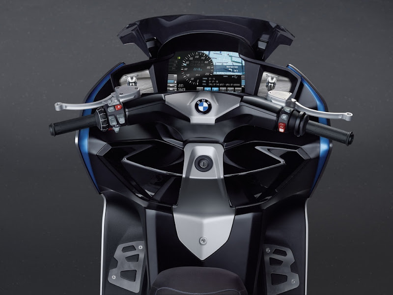BMW Scooter C Concept