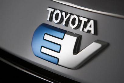 2010 Toyota RAV4 EV