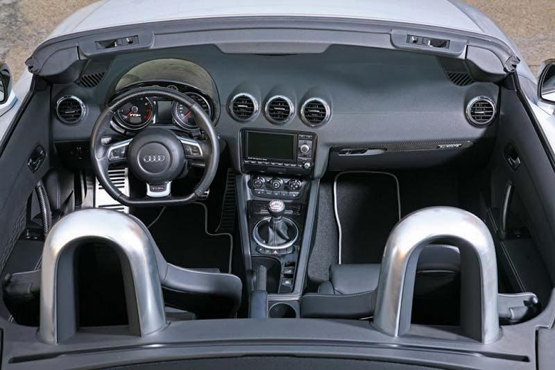 2011 Audi TT RS Senner Concept