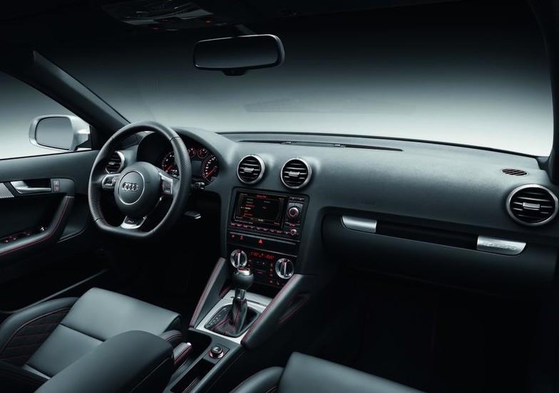 2012 Audi RS3 Sportback Interior