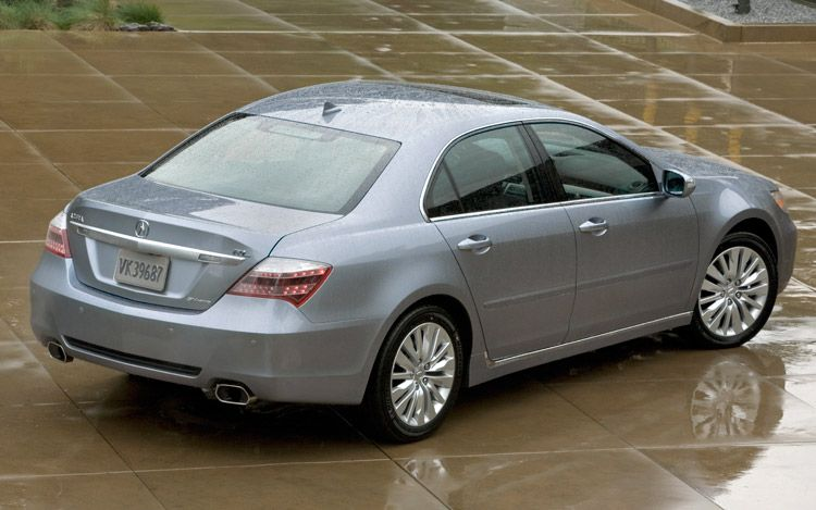 2011 Acura RL Luxury Sedan