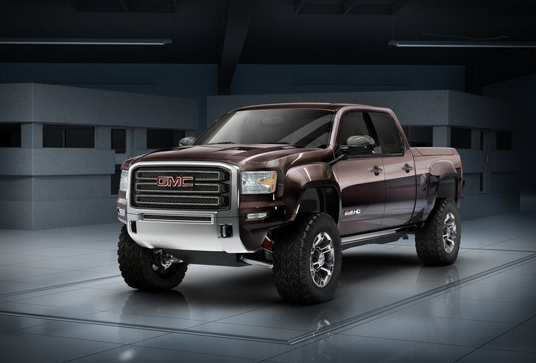 NEW GMC Sierra All Terrain HD Truck Concept |NEW CAR|USED CAR REVIEWS