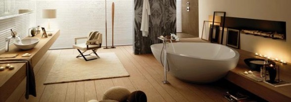 Bathroom Interior Luxury  Design