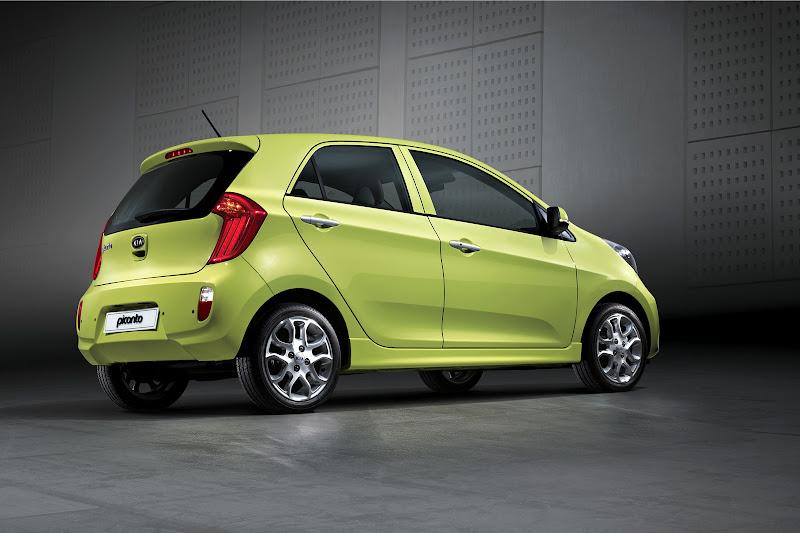 New Kia Picanto 2011