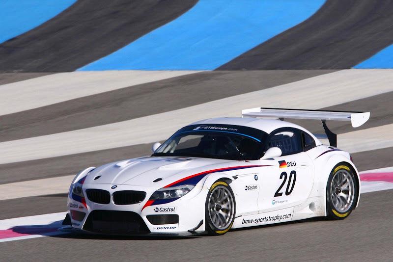 2010 BMW Sports Z4 GT3