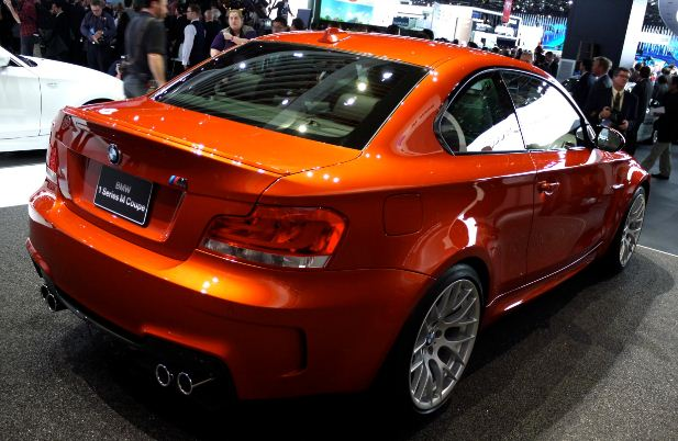 2011 BMW M Coupe 1 Series
