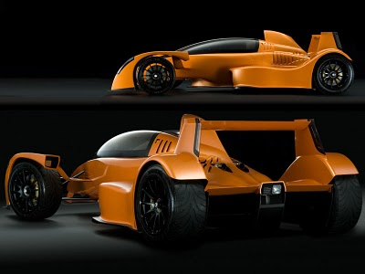 Caparo T1 V8 Sports Car