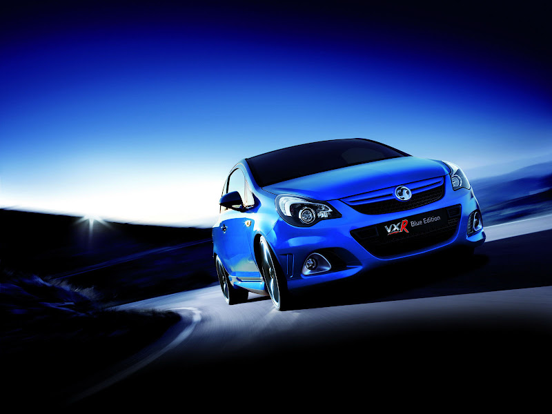 Vauxhall Corsa VXR Special Edition