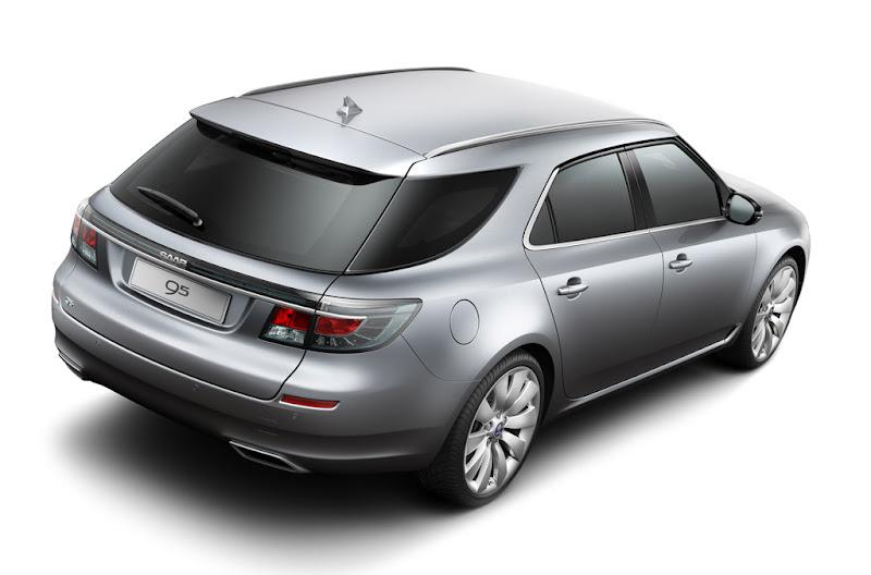 2012 Saab 9-5 SportCombi Wagon