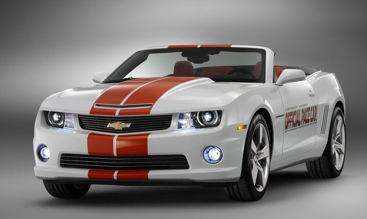 Camaro SS Convertible Indy 500 Pace Car
