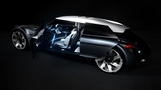 Concept Citroen DS 24 Ugo Spagnolo