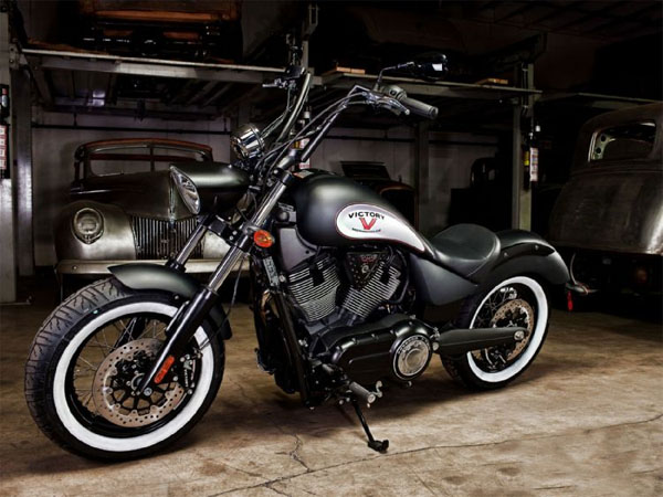 2012 Victory High-Ball Bobber