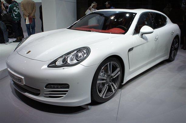 Porsche Panamera 4s Black. Porsche Panamera 4S Limited