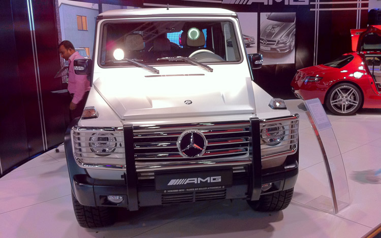 Mercedes-Benz G55 Arabia Limited Edition