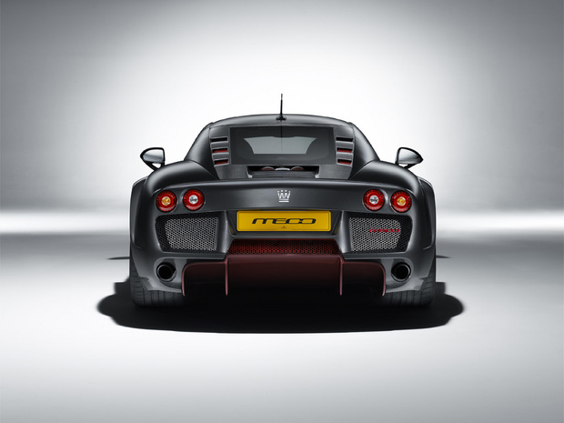 Noble M600 Supercar rear view