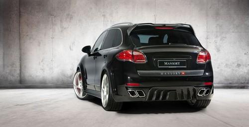 Porsche Cayenne Concept by Mansory