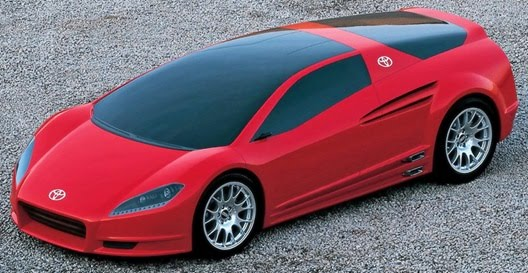 2010 Toyota Alessandro Volta Concept ItalDesign photo - 1