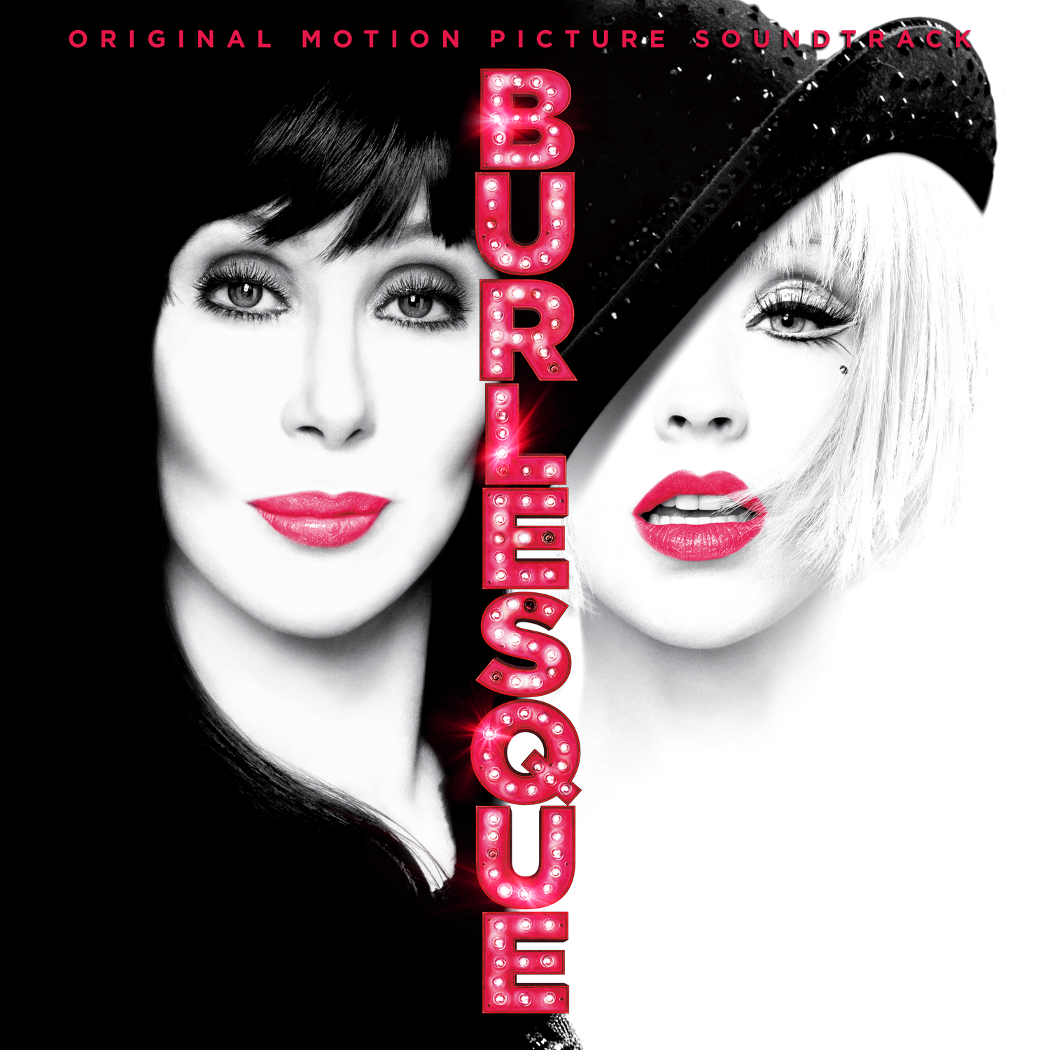 BionicAAguilera: 'Burlesque' Soundtrack Booklet