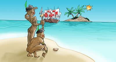 descobrimento do brasil atividades historia o que foi