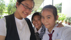 Me, Sheera and Li Yun. ♥