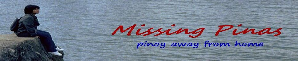 Missing Pinas