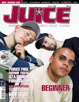 Juice Magazin Ausgabe 7 - 2003