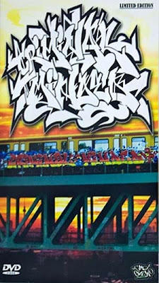German graffiti art on DVD