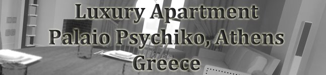Luxury apartment in Palaio Psychiko, Athens, Greece